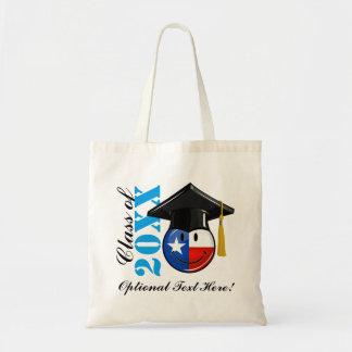 Stolt Texas doktorand- le flagga Budget Tygkasse