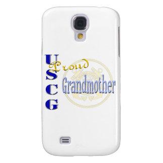 Stolt USCG-farmor Galaxy S4 Fodral