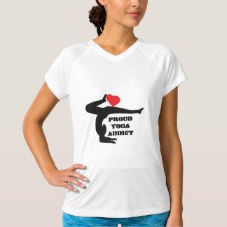 Stolt Yogaknarkare - Yogagenomkörareskjorta Tshirts