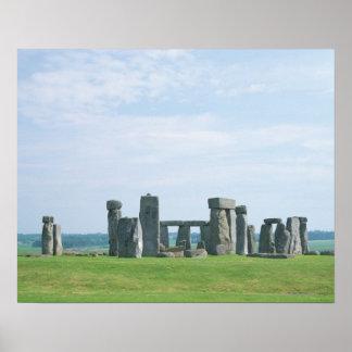 Stonehenge 2 poster