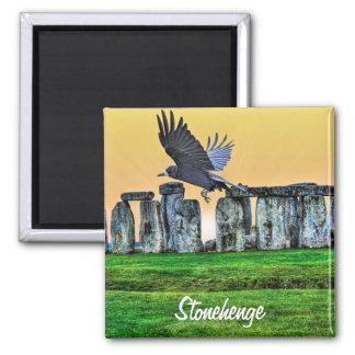 Stonehenge anseendestenar & råka magnet
