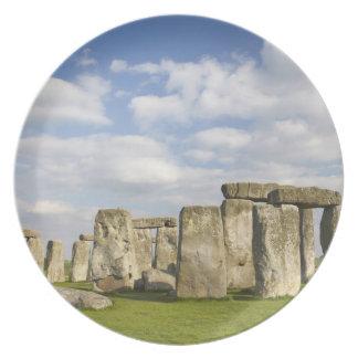 Stonehenge (circa 2500 BC), UNESCO-värld 2 Tallrik
