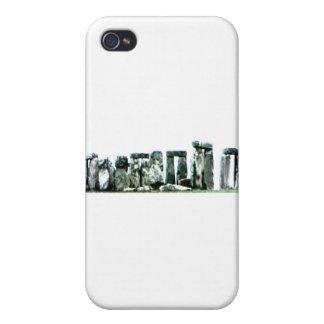 Stonehenge de MUSEUMZazzle gåvorna iPhone 4 Cover