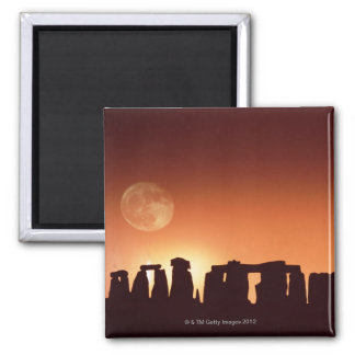 Stonehenge England 3 Magnet