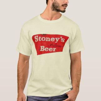 Stoneys vintage för Pilsener öl undertecknar - Tröjor