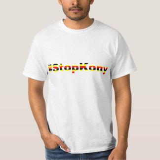 StopKony T-tröja! T-shirts