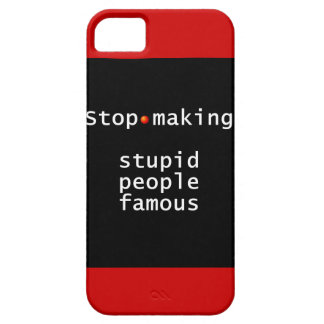 STOPP! iPhone 5 Case-Mate SKAL