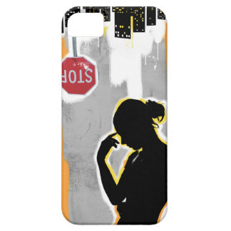 stopp iPhone 5 cover