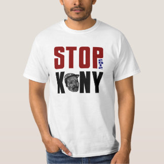 STOPP KONY - 2012 TEE