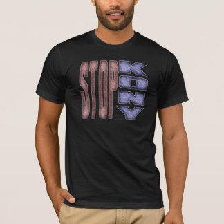 STOPP KONY - Ungar Crayon färgaddesign Tshirts