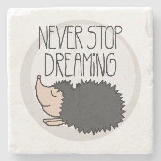 Stoppa aldrig att drömma stenunderlägg