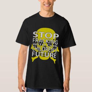 Stoppa anti-fracking Fracking Tröja