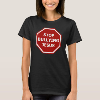 Stoppa att trakassera Jesus Tröjor