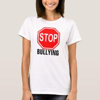 Stoppa att trakassera skjortan tshirts