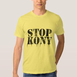 Stoppa den Kony skjortan Tröjor