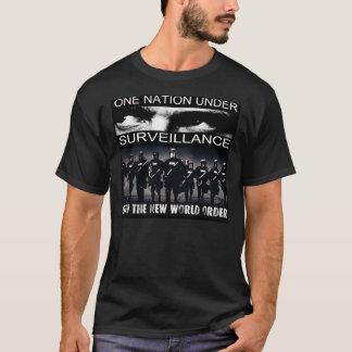 Stoppa den nya världen beställer tee shirt