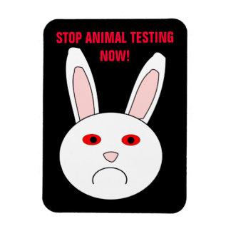 Stoppa djur som nu testar den högvärdiga magneten flexibla magneter