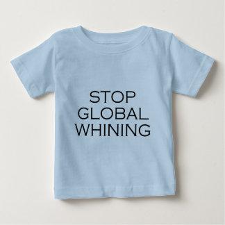Stoppa globalt gnälla t shirt