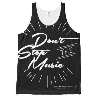 Stoppa inte den unisex- tanken för musik