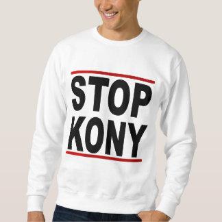 Stoppa Joseph Kony 2012, stopp på ingenting, Långärmad Tröja