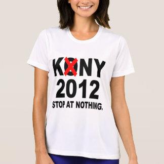 Stoppa Joseph Kony 2012, stopp på ingenting som är