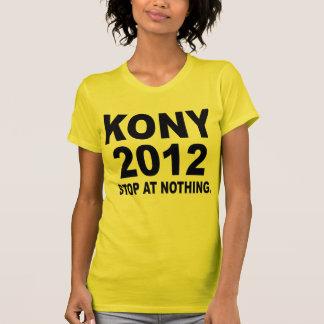 Stoppa Joseph Kony 2012, stopp på ingenting som är Tröja