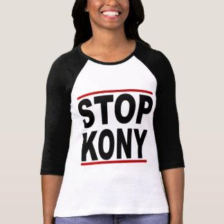 Stoppa Joseph Kony 2012, stopp på ingenting, Tee Shirt
