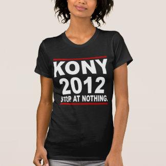 Stoppa Joseph Kony 2012, stopp på ingenting, Tröjor