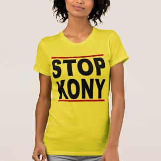 Stoppa Joseph Kony 2012, stopp på ingenting,