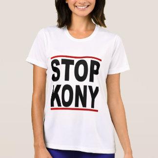 Stoppa Joseph Kony 2012, stopp på ingenting, Tee