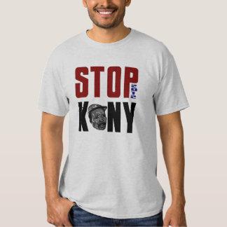 Stoppa Kony 2012 T Shirts