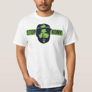stoppa kony popkonst tee shirt