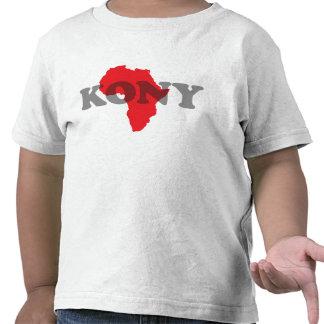 Stoppa Kony skjortor för 2012 T Tee