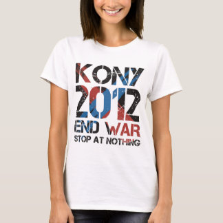Stoppa Kony T-shirt