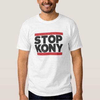 Stoppa Kony T Shirts
