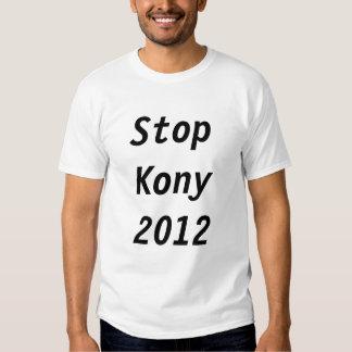 Stoppa Kony Tröjor