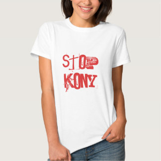 Stoppa Kony Uganda T-shirt
