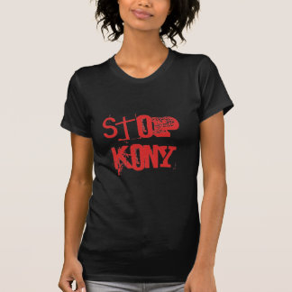 Stoppa Kony Uganda Tee