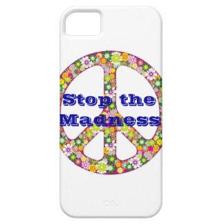 Stoppa nojan iPhone 5 cases