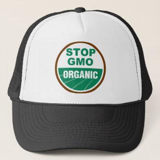 Stoppa organisk GMO Keps