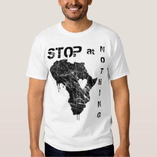 Stoppa på ingenting den Kony skjortan 2012 T Shirt