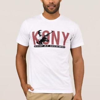 Stoppa på ingenting! Kony barnarmé Tee Shirt