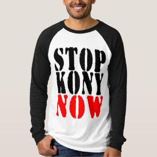 STOPPA skjortan för KONY NU T Shirts