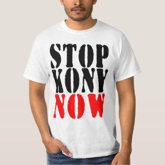STOPPA T-tröja för KONY NU Tee Shirt