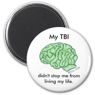 """Stoppade min TBI inte mig…"", magnet"