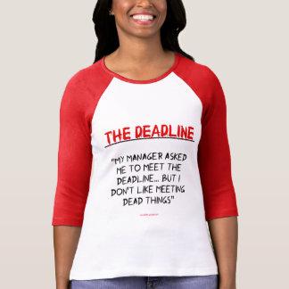 """""""Stopptiden """", T-shirts"""