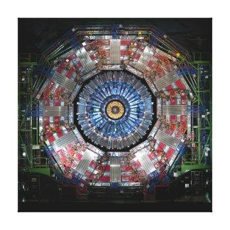 STOR HADRONCOLLIDER FÖR CERN CANVASTRYCK