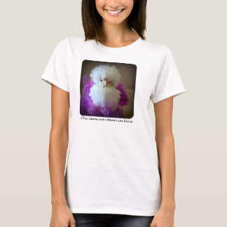 Stor Meeps rosa skjorta T Shirt