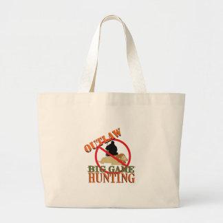Stor modig jakt jumbo tygkasse