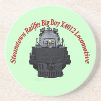 Stor pojke X4012 för Steamtown Railfest text Underlägg